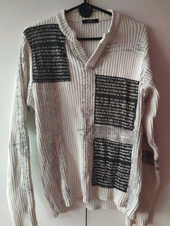 Vintage sweter meski r L