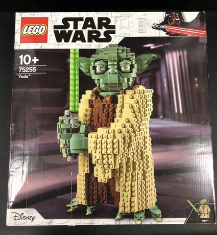 Блоковий конструктор LEGO 75255 Star Wars Йода