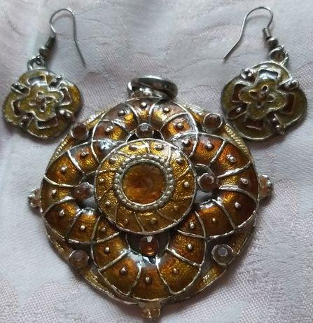 Kolczyki, Wisiorek, Biżuteria