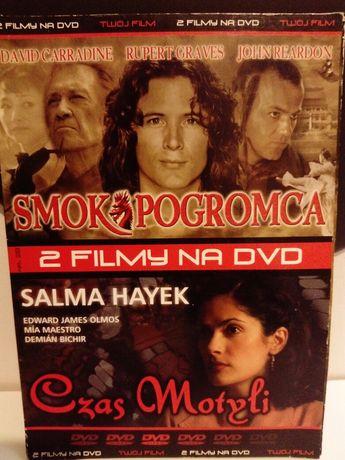 Filmy Smok Pogromca Czas Motyli DVD
