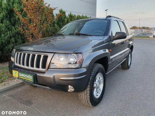 Jeep Grand Cherokee 2.7 CRD 163KM Bez rdzy Nowe opony 1...