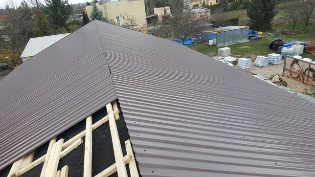 Dekarstwo dachy naprawa