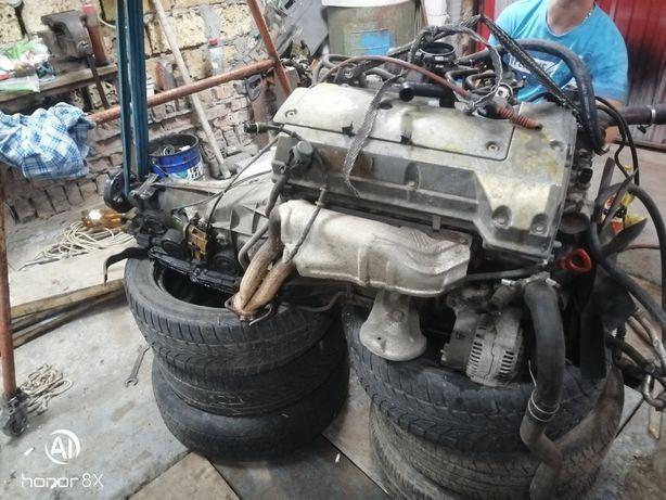 Мотор м111, коробка автомат 722.4
