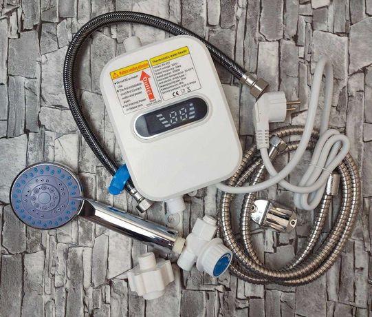 водонагреватель кран - термостатический delimano на 3000 Вт | ДЕЛИМАНО