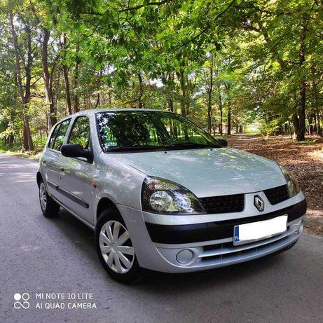 Renault Clio II, Rok 2001# Benzyna 1,2 z klimatyzacją,