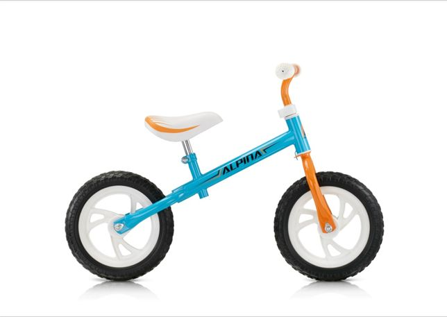 Rower biegowy Alpina TORNADO Blue-Orange
