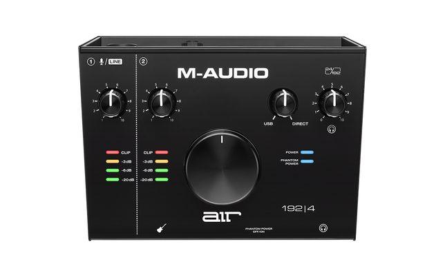 Interface USB M-AUDIO - AIR 192|4