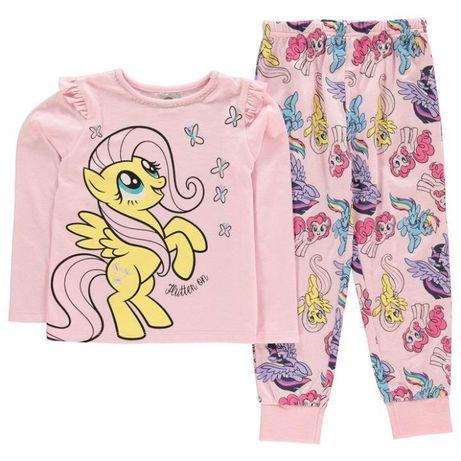 Pijama My Little Pony 4-5 anos e 7-8 anos