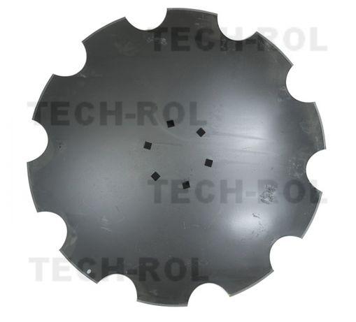 talerz do talerzówki brony talerzowej 610mm