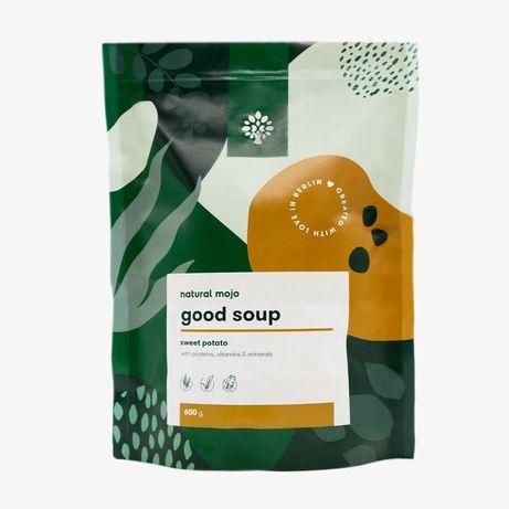 NATURAL MOJO good soup sweet potato- NOWOŚĆ