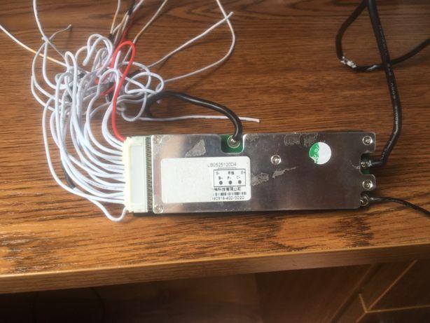Bms 16S ładowarka zabezpieczenie baterii