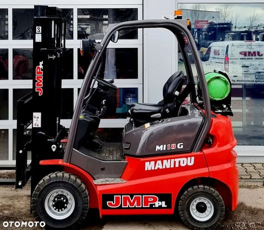 Manitou MI18G  Fabrycznie nowy DUPLEX lub TRIPLEX