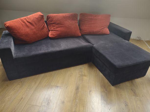 Kanapa, rogówka, sofa narożna