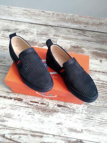 Дитячі туфлі мокасини для хлопчика