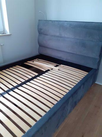 Łóżko tapicerowane do sypialni 140x200