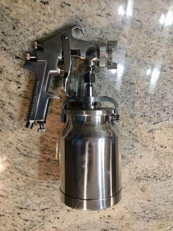 Pistolet lakierniczy malarski pneumaty 6 bar Premium wysylka
