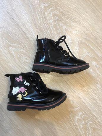 Ботинки сапоги зара Zara