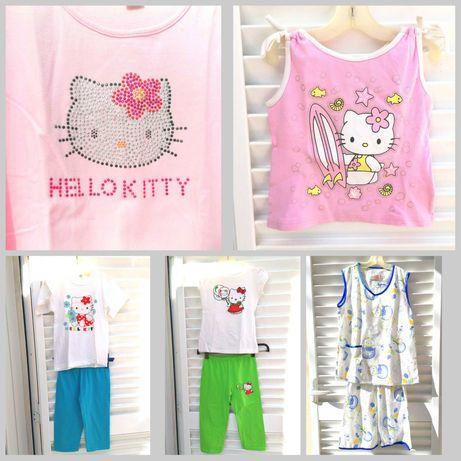Roupa Menina Hello Kitty (T-shirts, Sweats, Leggings, Pijama)