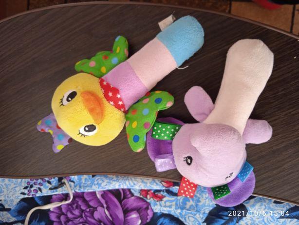 Продам іграшки-пищалки