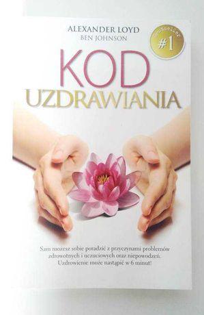 Książka Alexander Loyd - KOD UZDRAWIANIA