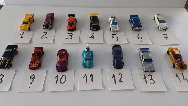 Carros miniaturas da Hotwheels