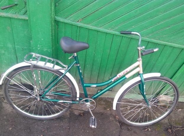 Новый женский велосипед