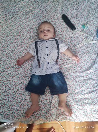 Дитячий одяг (від немовля)