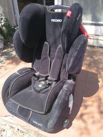 Cadeira para bebé Recaro Young Sport dos 9 até os 36kg
