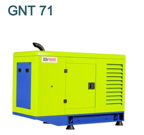 Дизельный генератор GNT 71