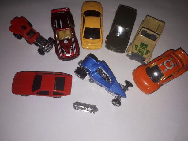 Машинки Mattel, Hot Wheels и другие