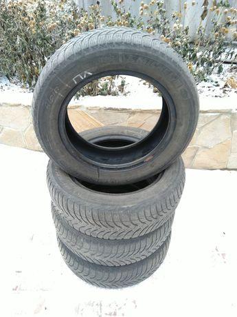 Продам комплект зимней резины Michelin Alpin A4