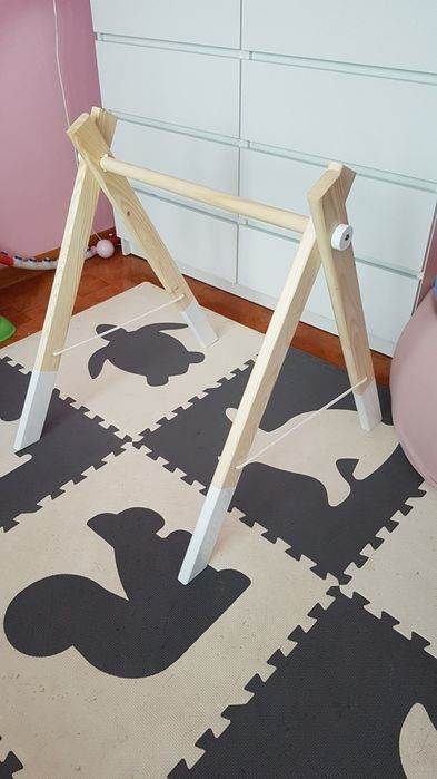 Drewniany stojak edukacyjny Styków - image 1