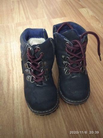 Продам зимові ботинки