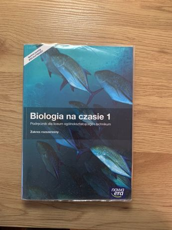 Biologia na czasie 1 Podrecznik poziom rozszerzony
