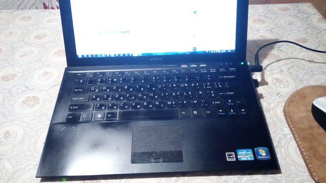 Ноутбук SONY VAIO 13,1 VPCZ213GX
