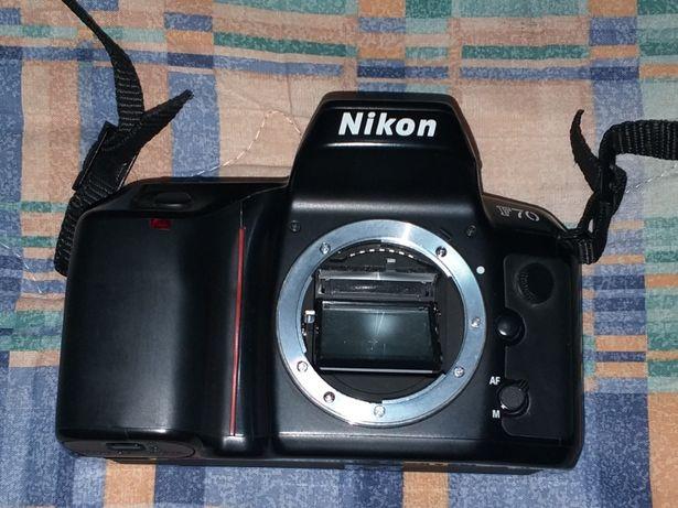 Maquina Fotográfica Nikon F70