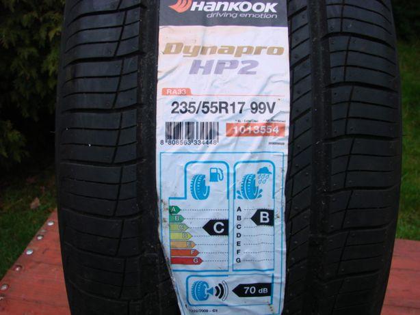 Opona 235/55/17. Hankook Dynapro HP2