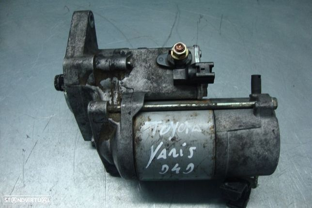Motor arranque Toyota Yaris D4D diesel