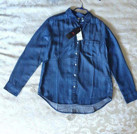 Levis рубашка, блуза оригинал S-M