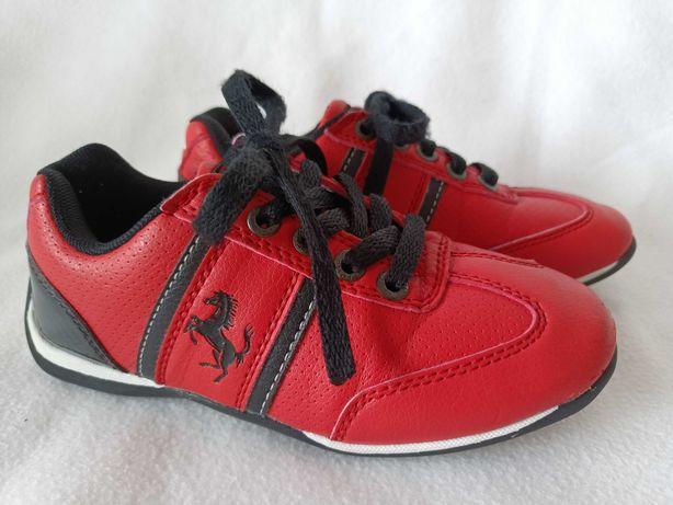 Buty Ferrari super buty dla chłopca roz. 31