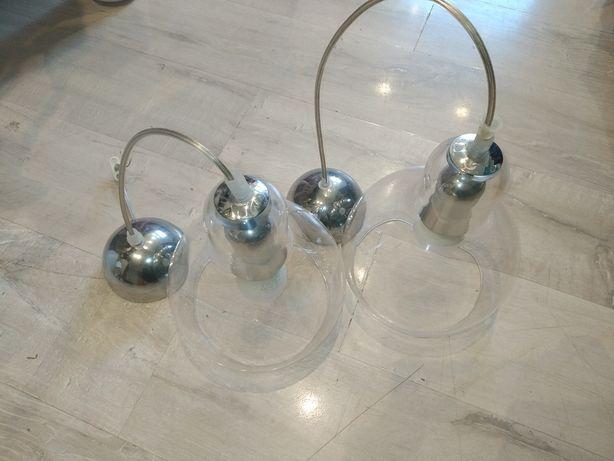 Lampy sufitowe szklana klosz szklany przeźroczysty
