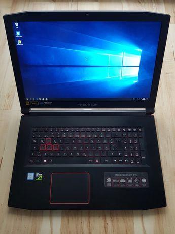Acer Helios 300 17,3 i7-8750H GTX 1060 Uszkodzony