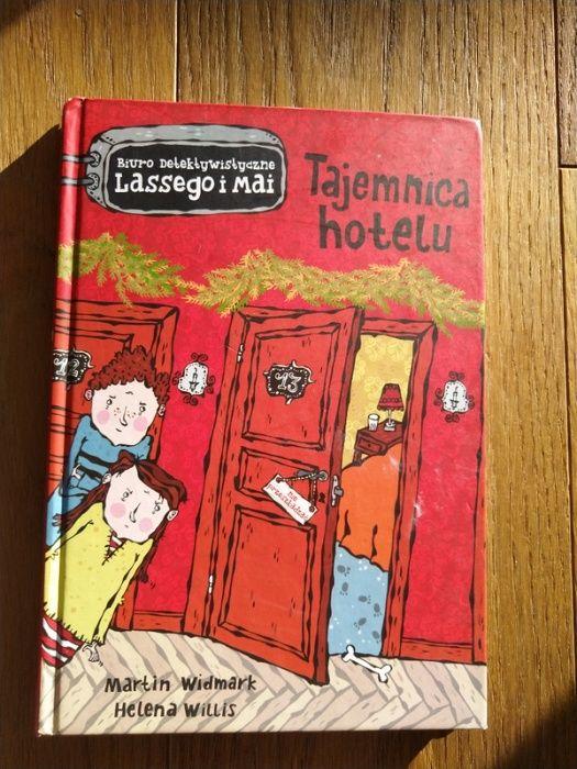 Tajemnica hotelu Lasse Maja Widmark Kraków - image 1