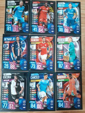 Karty piłkarskie MATCH ATTAX