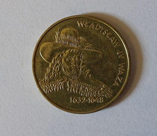 2 zł Władysław IV Waza 1999r.