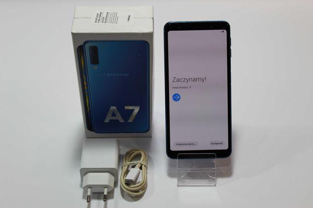 Telefon Samsung Galaxy A7 64 GB/4 GB Dual Sim Super Stan Okazja