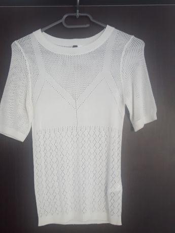 Bluzka/sweterek ażurkowy  H&M