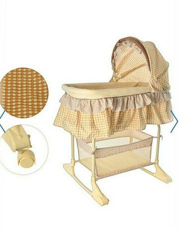 Колыбель люлька кроватка для младенцев
