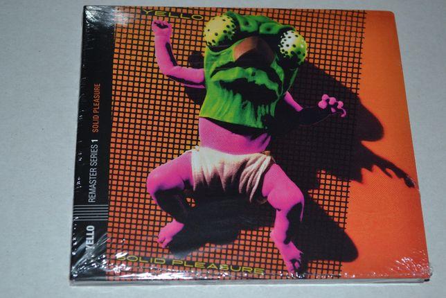 """Yello """"Solid Pleasure"""" - 1980, Фирменный. Запечатанный. Изд. 2014 г."""