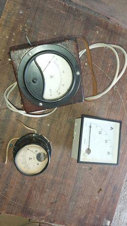 Amperímetros Vintage